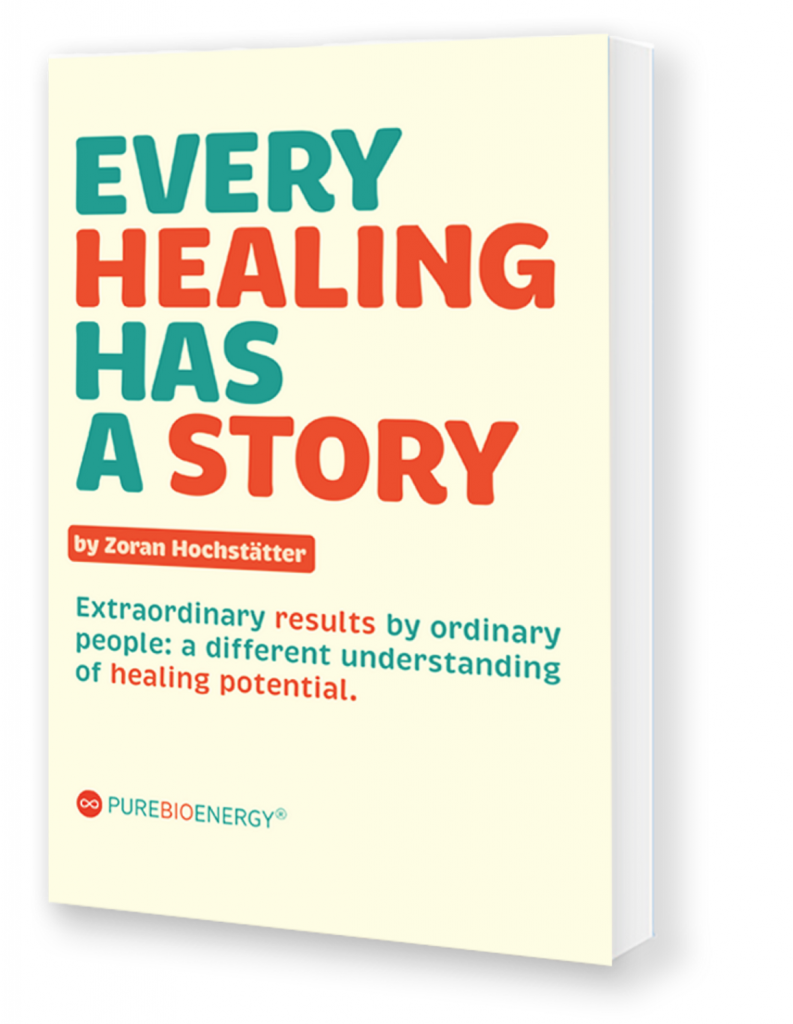 Every healing has a story