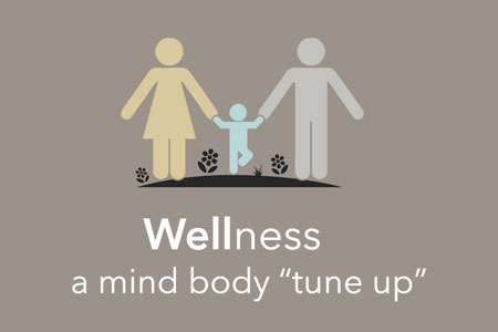 Wellness, a mind body