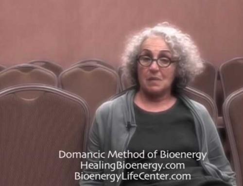 Man walks after Bioenergy healing