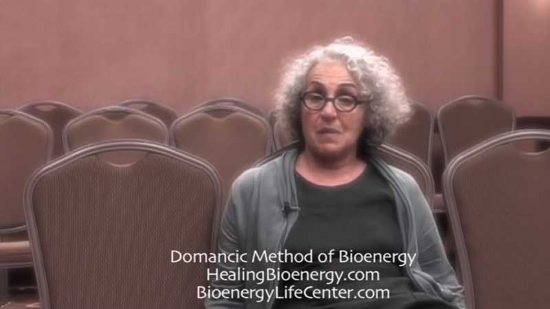 Man walks after Bioenergy healing