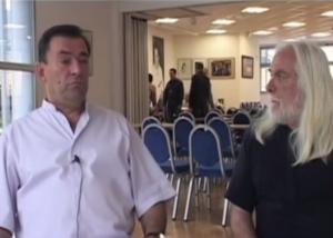 Zdenko Domancic interview with Zoran Hochstatter
