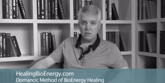 Bioenergy Healing - A minister helps his congregation