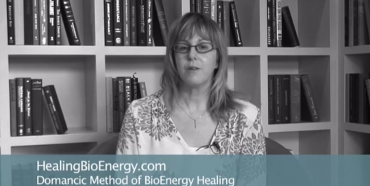 Learning Bioenergy healing - how it changed a Mom's life