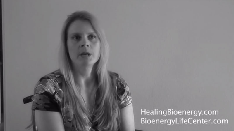 Vanessa's MS story - the PureBioEnergy Method of Bioenergy Therapy